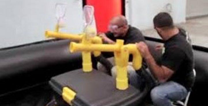 Canobal air blaster